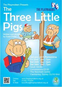 threelittlepigs poster